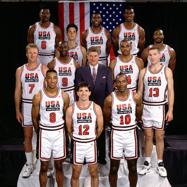 Dream Team USA 1992