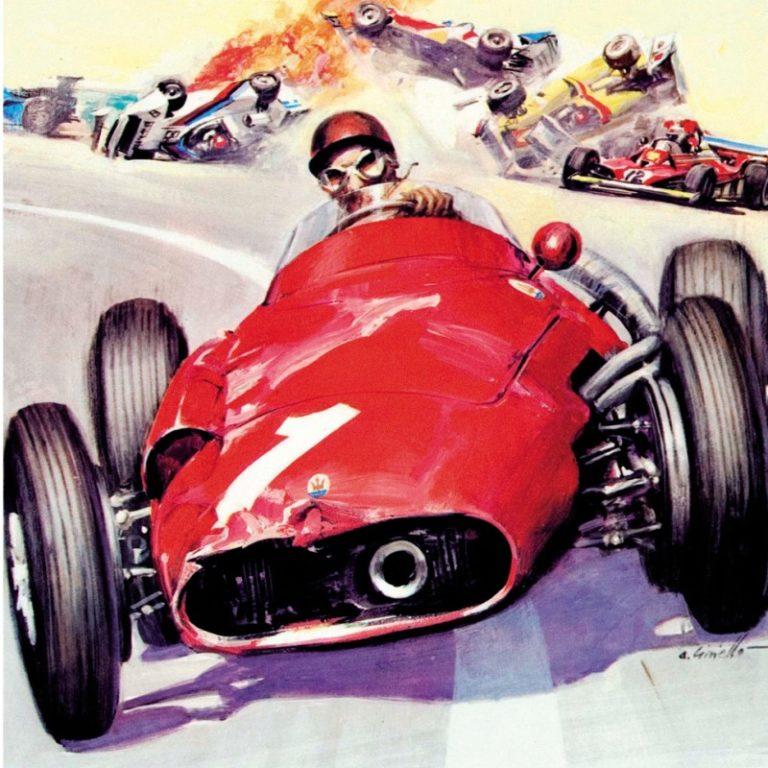 Fangio, una vita a 300 all'ora