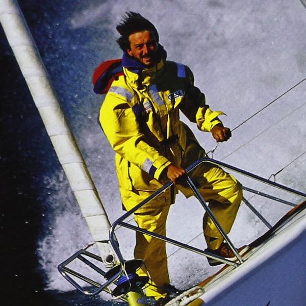 Giovanni Soldini. Nel blu. Una storia di vita e di mare