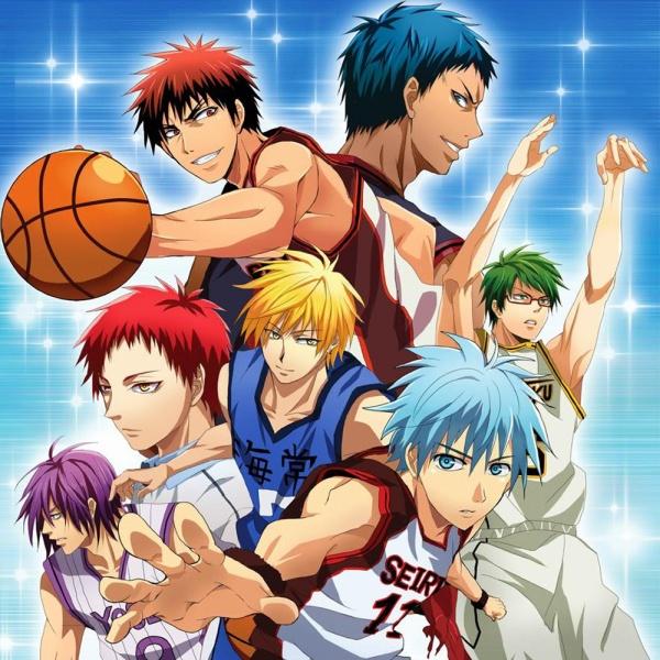 Manga & Sport: Kuroko's Basket
