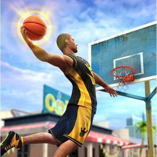App Android: Basketball Stars