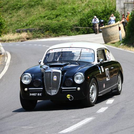 Bologna-Raticosa. La cronoscalata per auto storiche - 31a edizione