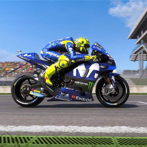 MotoGP19 celebra la passione per i motori