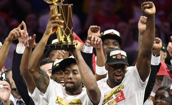NBA, la genesi della vittoria di Toronto raccontata (anche) con i numeri