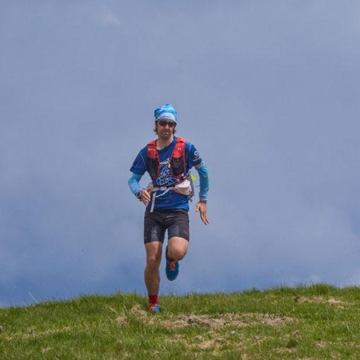 Oltre 200 km di corsa in solitaria per testimoniare i cambiamenti climatici