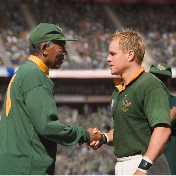 Invictus. La storia di come anche il rugby si oppose all'apartheid