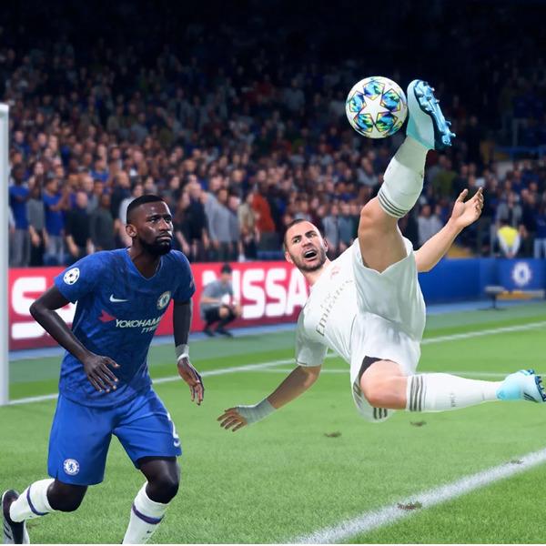 FIFA 20 introduce un realismo inedito con l'Intelligenza Calcistica