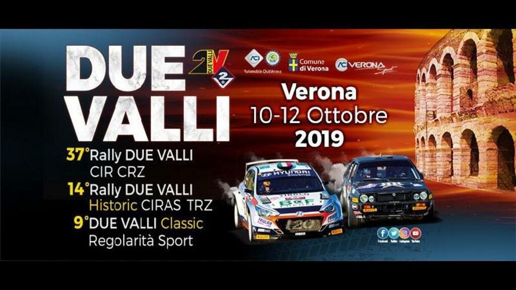 Rally Due Valli 2019