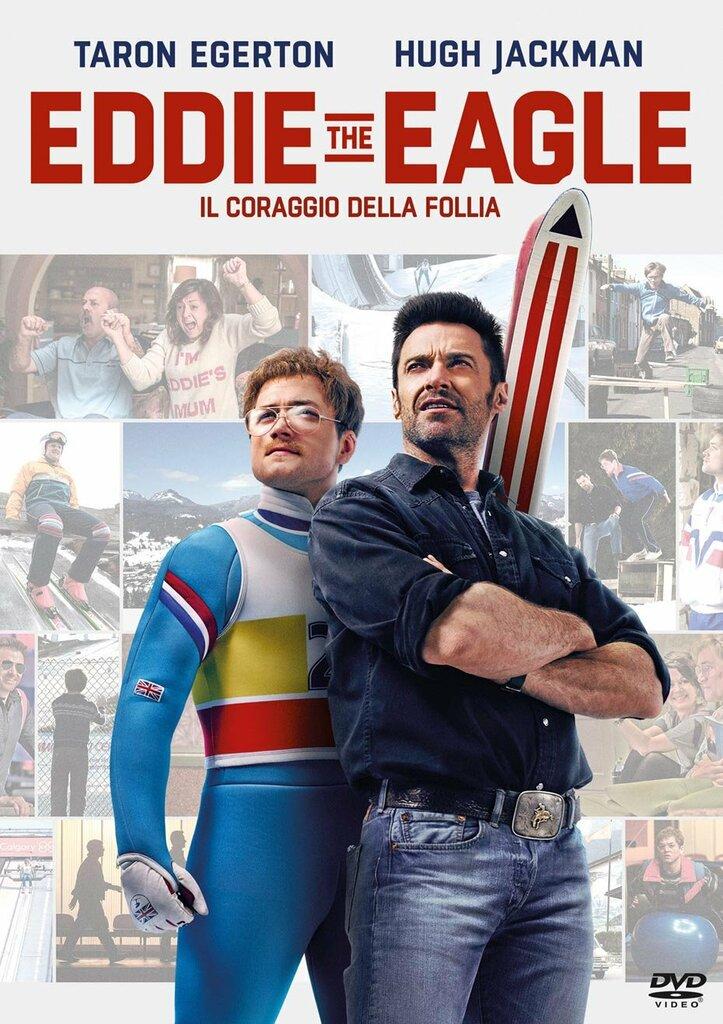 Film: Eddie The Eagle - Il coraggio della follia