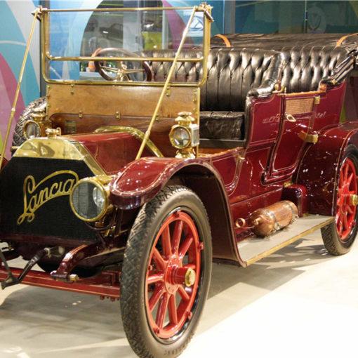 Automotoretrò - Il Salone torinese dedicato al motorismo storico