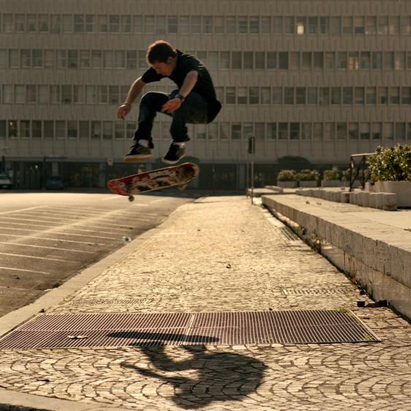 Tracce sul marciapiede - La cultura skate di Roma in mostra