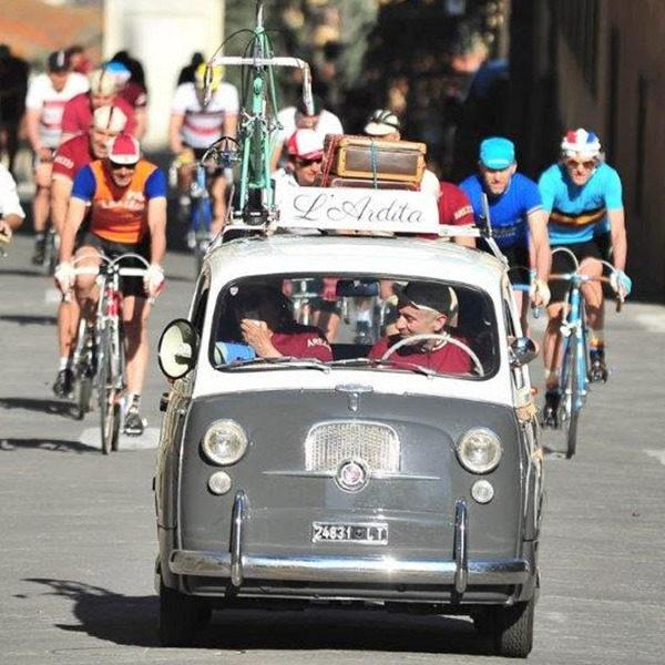 L'Ardita 2020 - Ciclostorica dell'Alpe di Poti per bici d'epoca