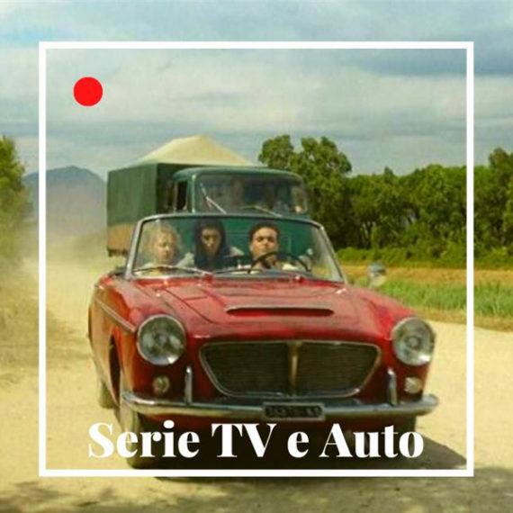 """Auto """"cult"""": le 10+10 automobili più famose nelle serie tv italiane e straniere"""