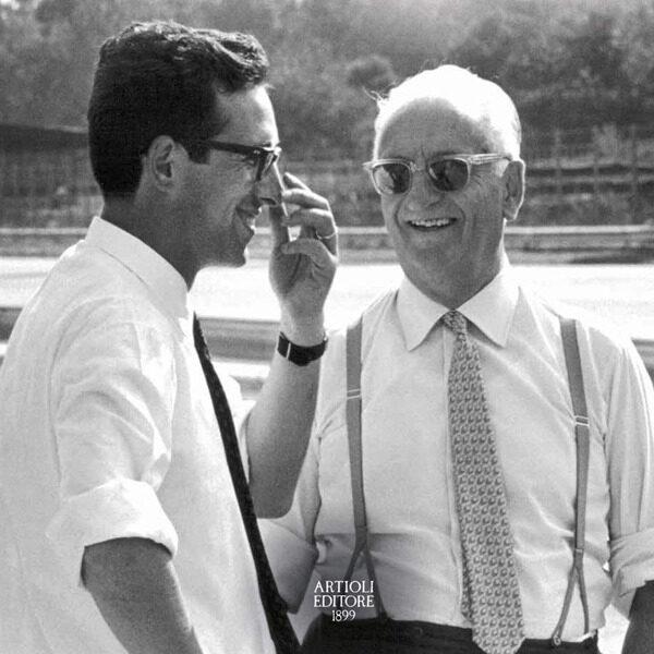 """Mauro Forghieri e """"La Ferrari nel cuore"""": un racconto a quattro mani, 300 pagine con foto e documenti inediti"""
