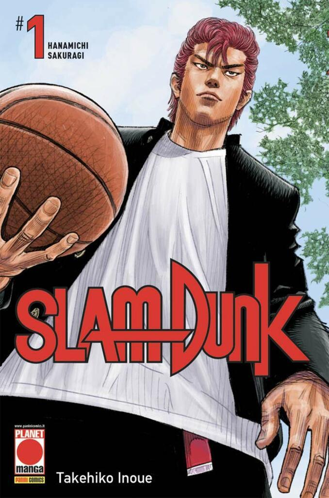 Slam Dunk: il mondo della pallacanestro liceale disegnato da Takehiko Inoue