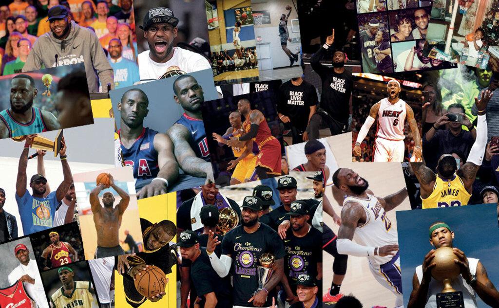 """""""King. La biografia di LeBron James"""" di Davide Chinellato"""