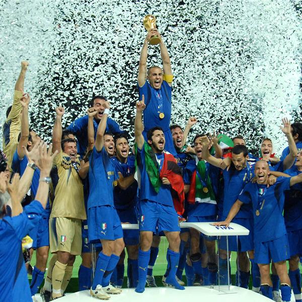 Mondiali 2006, Italia campione del mondo! Fotografie di Fabio Diena